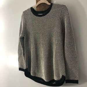 Sweater by Charter Club size Large Petite